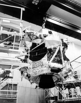 313913-USA-SPACE-APOLLO VI-LUNAR MODULE