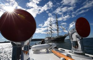 AUSTRALIA-BRITAIN-TALL SHIP-TENACIOUS