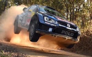 Australia World Rally Championship 2015