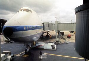 AVIATION-BOEING 747