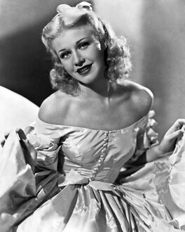 BIO GINGER ROGERS