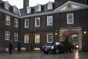BRITAIN-EU-US-ROYALS-KENSINGTON PALACE