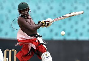CRICKET-AUS-MAASAI