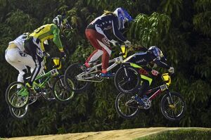 CYCLING-BMX-COLOMBIA-WORLD-CHAMPIONSHIPS