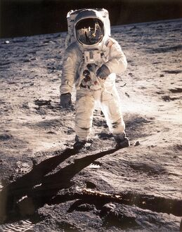 FILES-US-APOLLO 11-ALDRIN