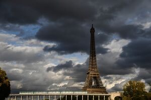 FRANCE-ARCHITECTURE-MONUMENTS-EIFFEL-TOWER