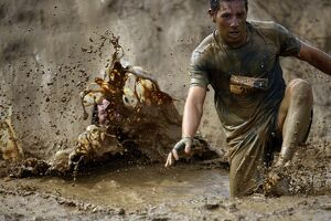 FRANCE-MUD DAY-RACE
