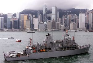 HONG KONG-US-SHIP