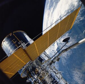 HUBBLE-SPACE TELESCOPE