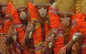 INDIA-RELIGION-HINDU-OFFBEAT