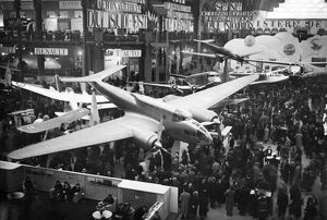 INTERNATIONAL PARIS AIR SHOW 1938
