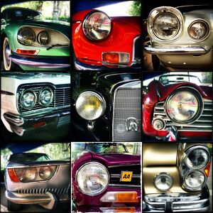 <b>Classic cars and vehicles</b><br>Selection of 132 items