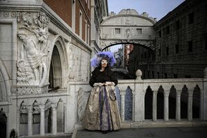 ITALY-CARNIVAL-VENICE-TOURISM-CULTURE-LIFESTYLE