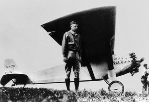 LINDBERGH-AVIATION