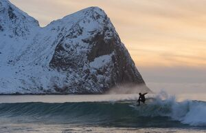 NORWAY-EXTREME SURFING-ARCTIC