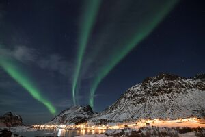 NORWAY-FEATURE-NORTHERN LIGHTS