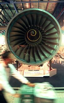 SINGAPORE-AEROSPACE 96,TRENT-ROLLS ROYCE