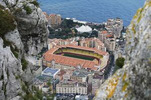 TRAVEL-MONACO-LOUIS II STADIUM