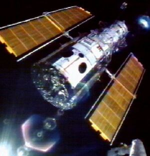 US-HUBBLE FLOATS FREE