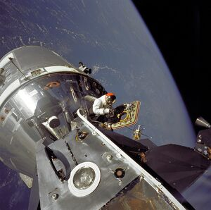 US-SPACE-APOLLO 9-SCOTT