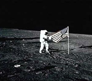 US-SPACE-MOON-APOLLO XII-CONRAD