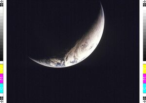 ASTRONOMY-EARTH-APOLLO 4