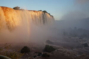 offbeat quirky images/offbeat 2019/brazil weather rain iguacu falls