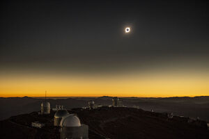 nature/chile solar eclipse