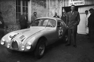 FRANCE-CAR RACING-GORDINI