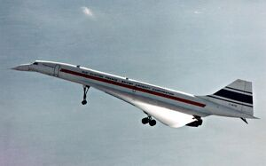FRANCE-CONCORDE-FIRST FLIGHT