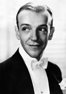 FRED ASTAIRE PORTRAIT 1936