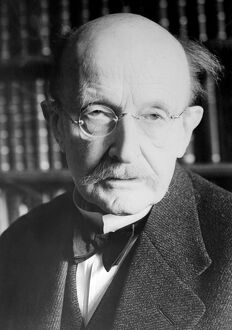 German Theoritical Physicist Max Planck