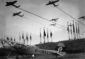 GERMANY-PARADE-PLANES