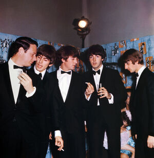 Hard day's Night Premier, 06 July 1964
