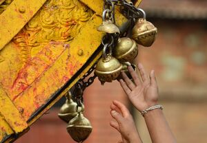 NEPAL-RELIGION-FESTIVAL-NEW-YEAR