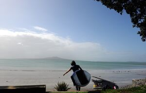 NEW ZEALAND-SURFING-FEATURE
