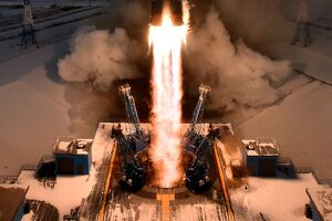 RUSSIA-SPACE-ROCKET