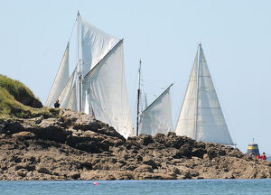 SAILING-FRANCE-TRADITION-GULF-WEEK