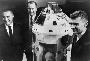 SPACE-US-APOLLO 1