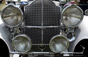 US-CLASSIC CAR-PACKARD ROADSTER-1932