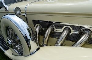 US-CLASSIC CARS-ROADSTER-1932