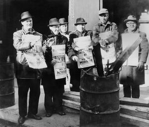 US-NEW YORK NEWSPAPERS-STRIKE