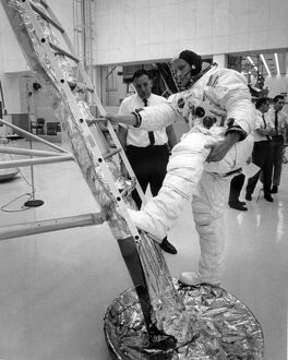 US-SPACE-APOLLO XI-ARMSTRONG