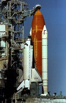 US-SPACE SHUTTLE COLUMBIA
