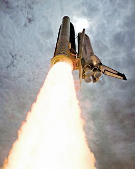 US-SPACE SHUTTLE-COLUMBIA