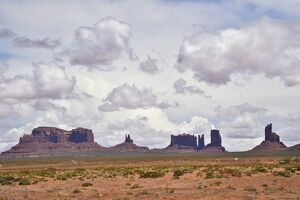 US-TOURISM-MONUMENT VALLEY